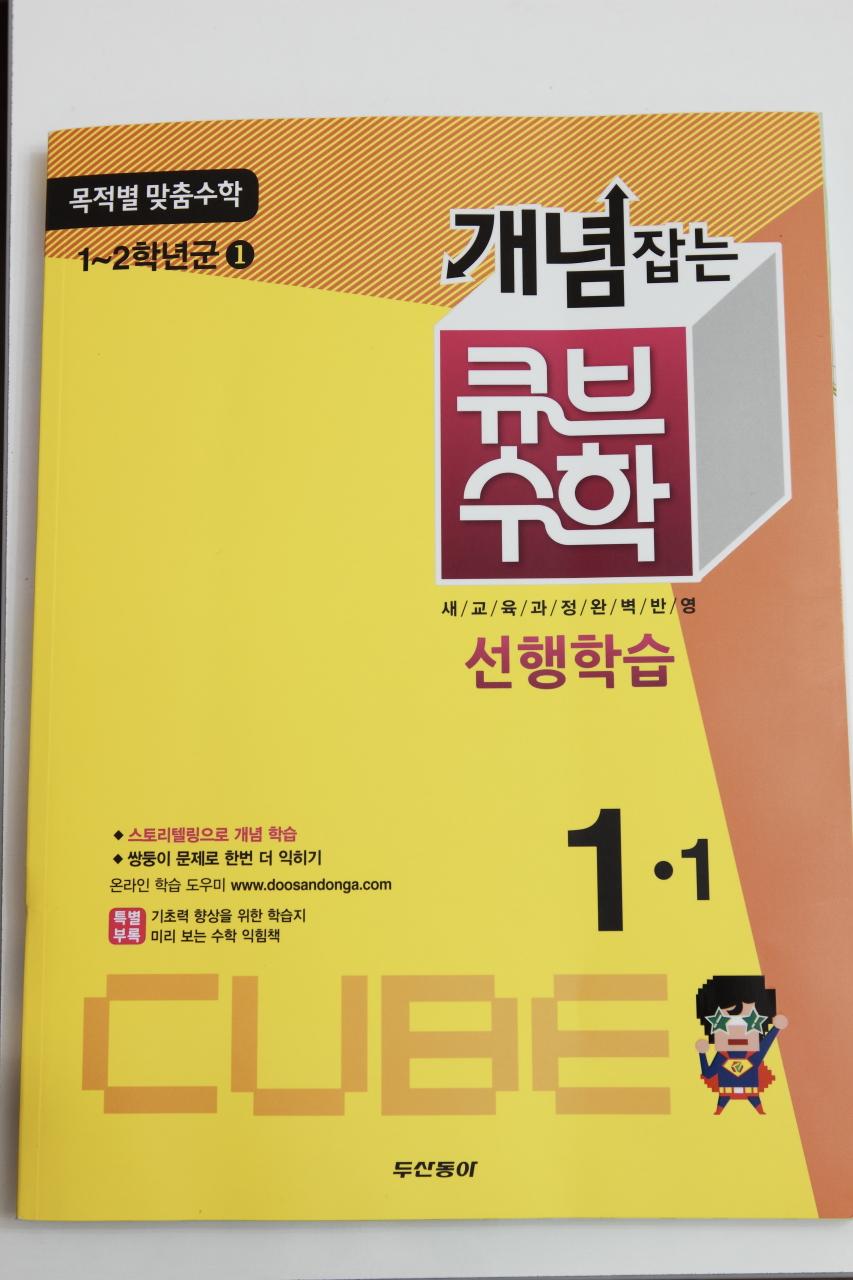 개념잡는 큐브 수학 선행학습 (14)
