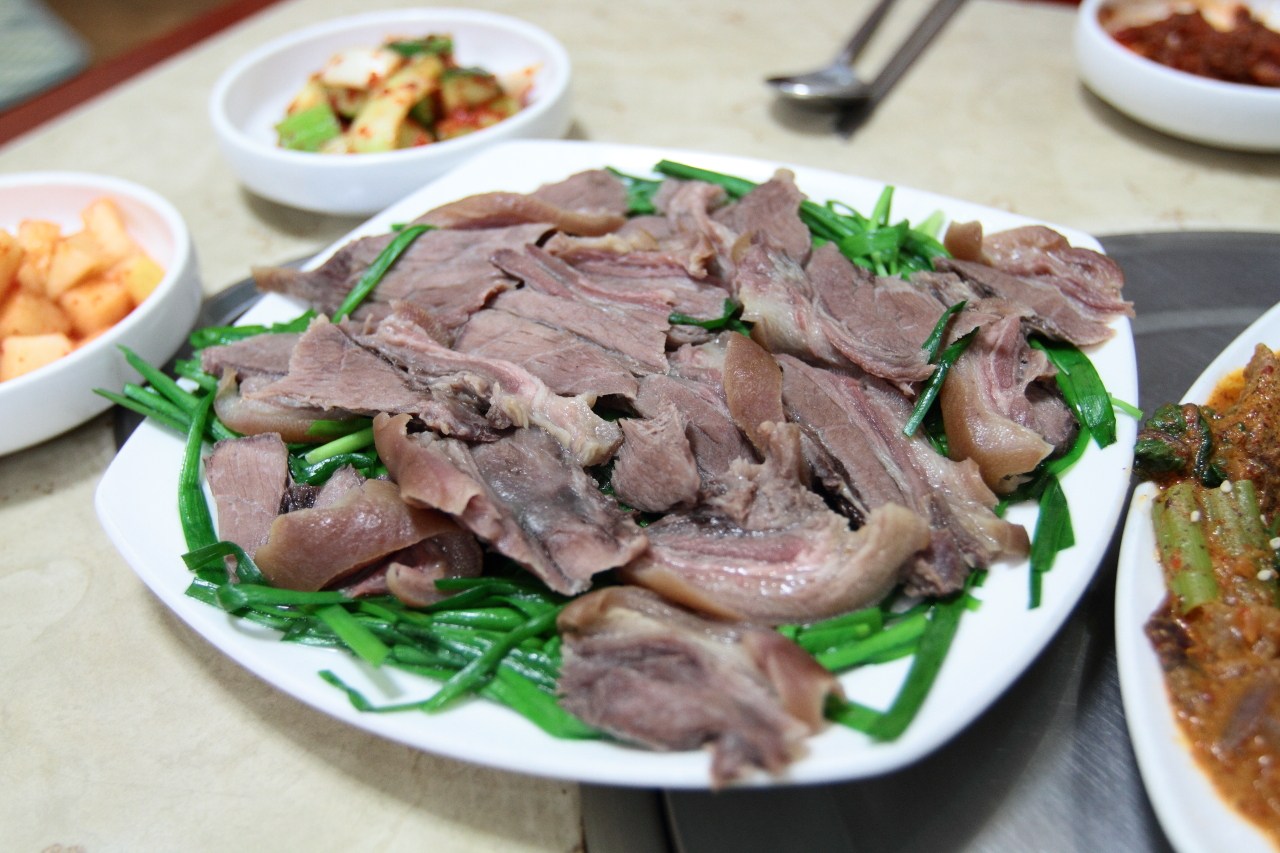 서울 보신탕 맛집 옛날 사철탕 (11)