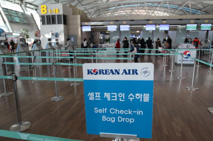 인천공항 셀프 체크인 (20)