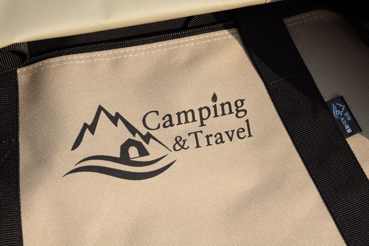 캠핑&트래블 자립식 다용도 캠핑수납가방 (14)
