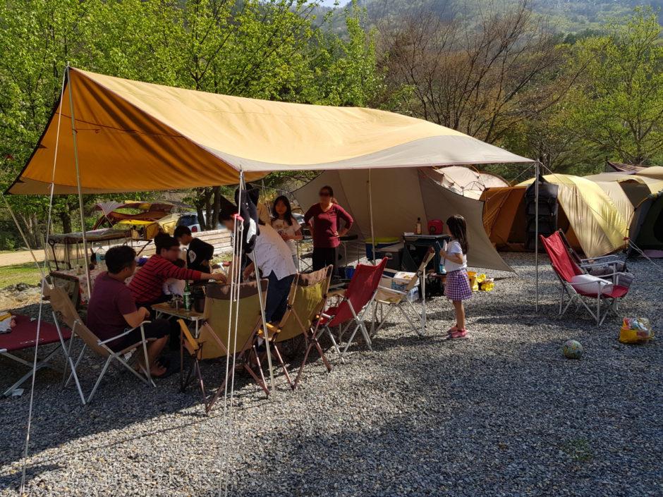 살둔마을 캠핑장 (4)