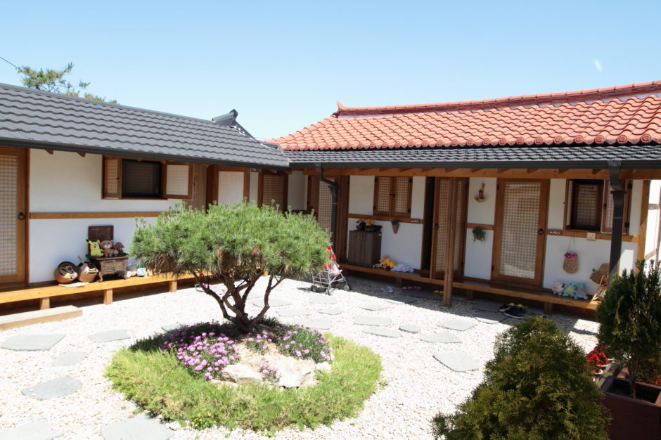 전주 한옥마을 숙박 (1)