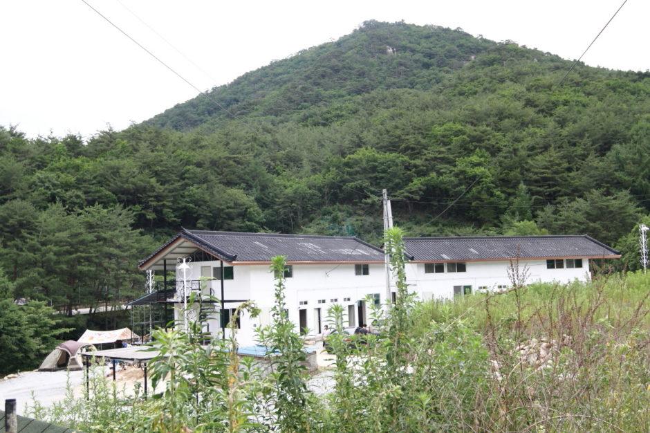 선녀탕 캠핑장 (2)