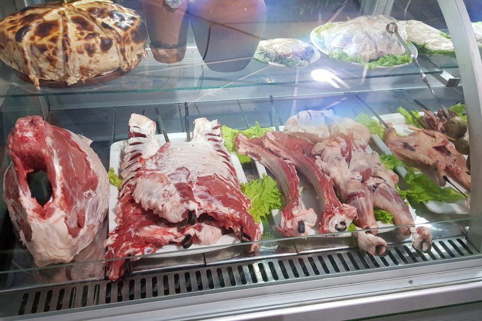 아제르바이잔 양고기 (1)
