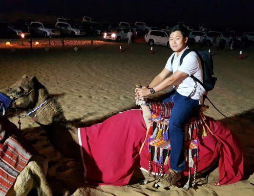 두바이 사막투어 (14)