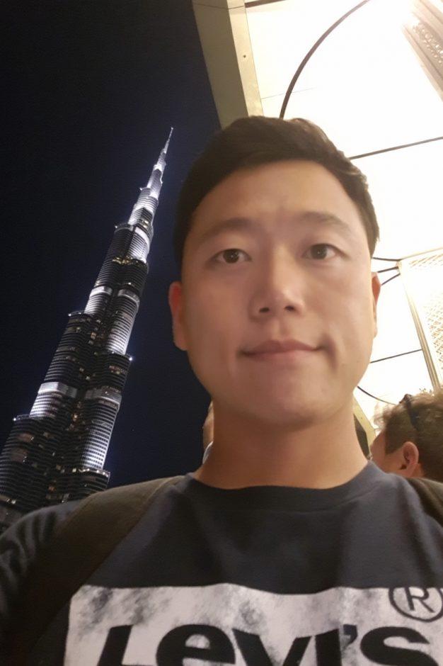 두바이몰 분수쇼 (7)