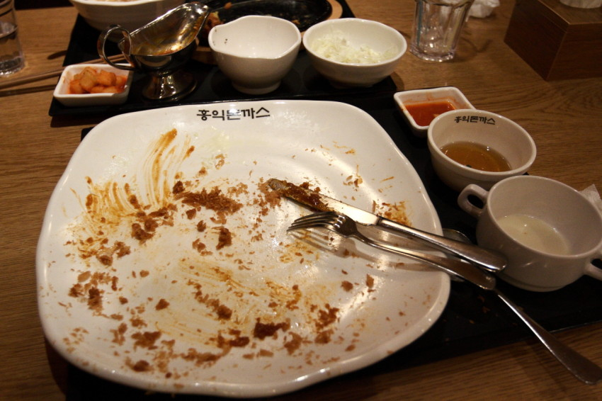 회기역 맛집 홍익돈까스 (27)