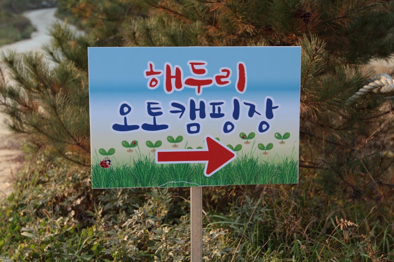 용인 해두리 오토캠핑장 (1)