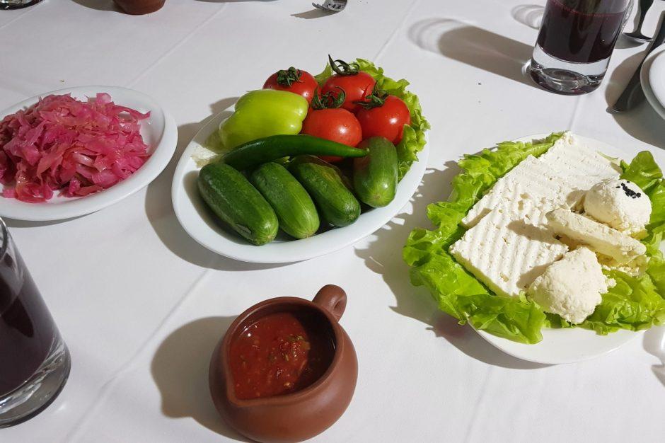 아제르바이잔 양고기 (3)