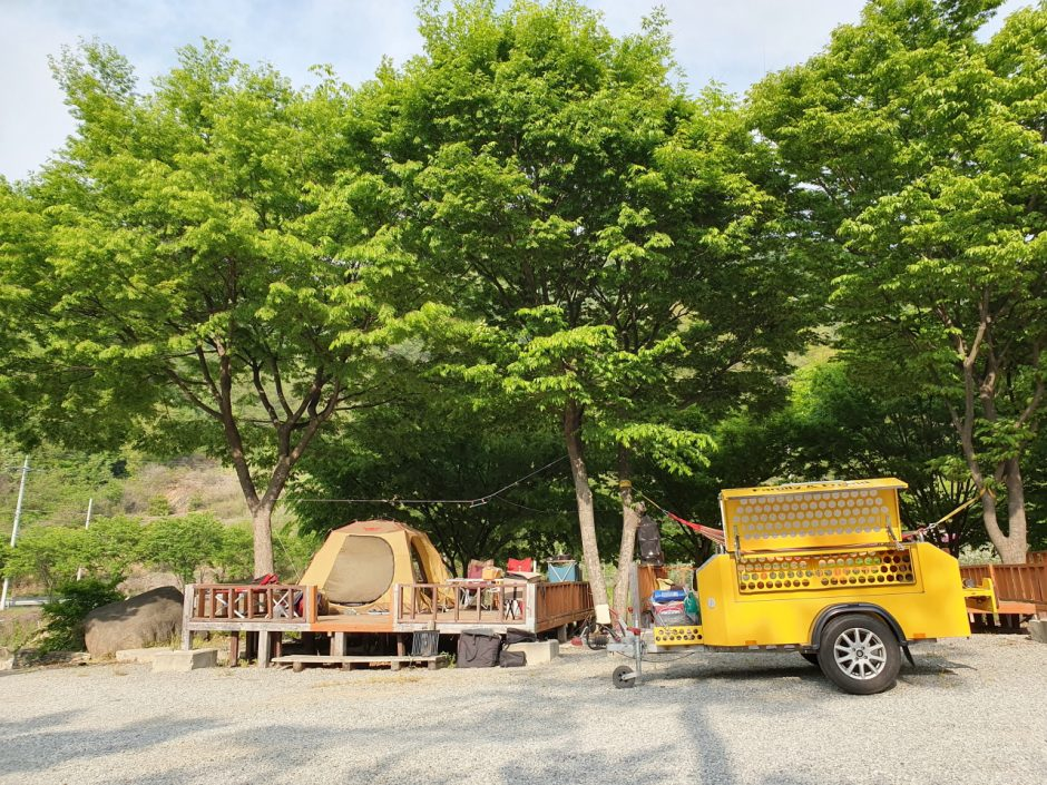 첫 캠핑 (1)