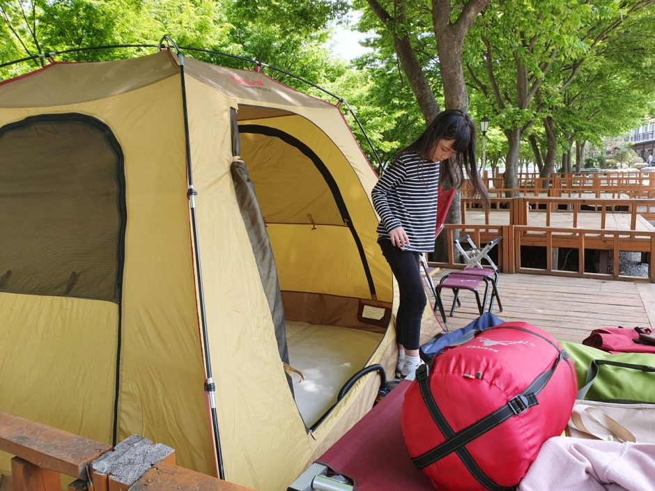 첫 캠핑 (9)