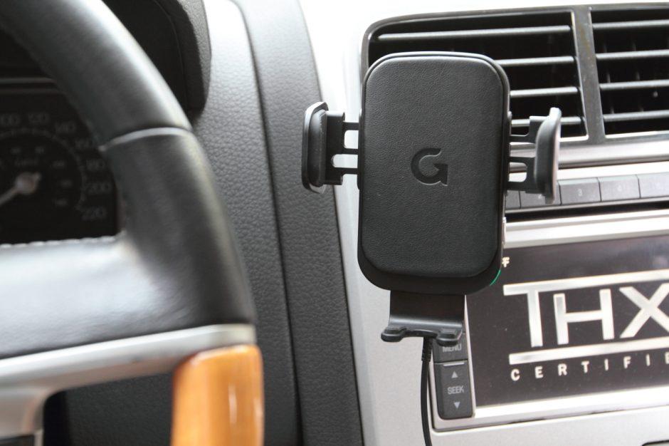차량용 무선충전기 게이즈온 포카 v2 (1)