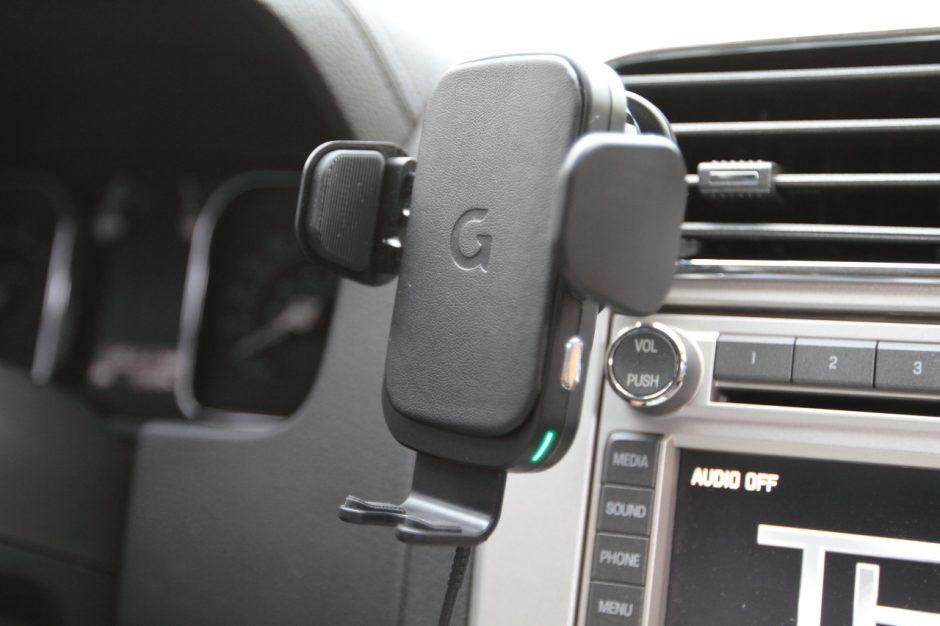 차량용 무선충전기 게이즈온 포카 v2 (20)