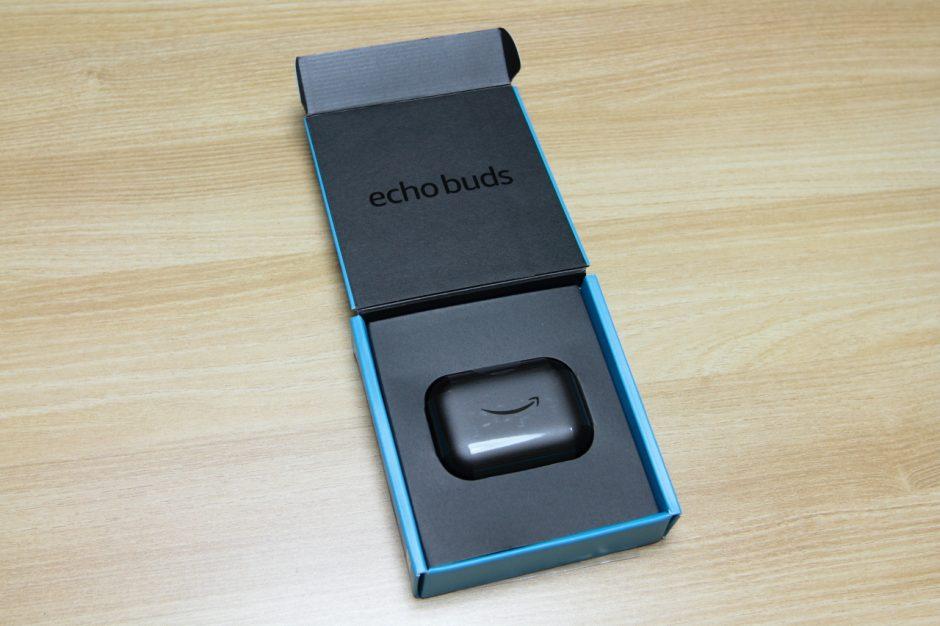 Echobuds Box Open