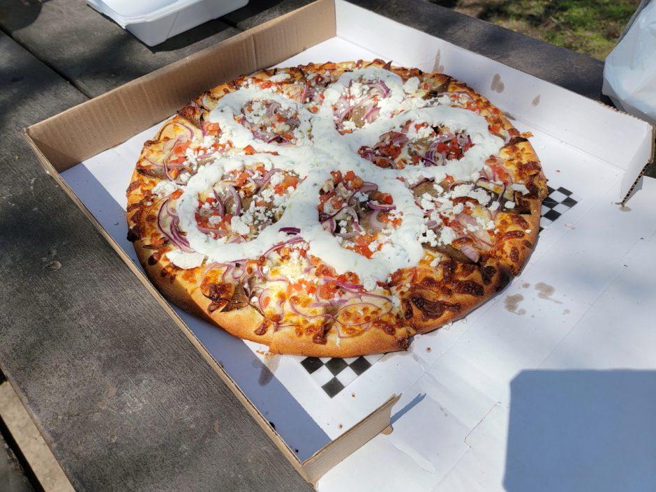 나이아가라 맛집 SaL's Pizzeria GYRO Pizza